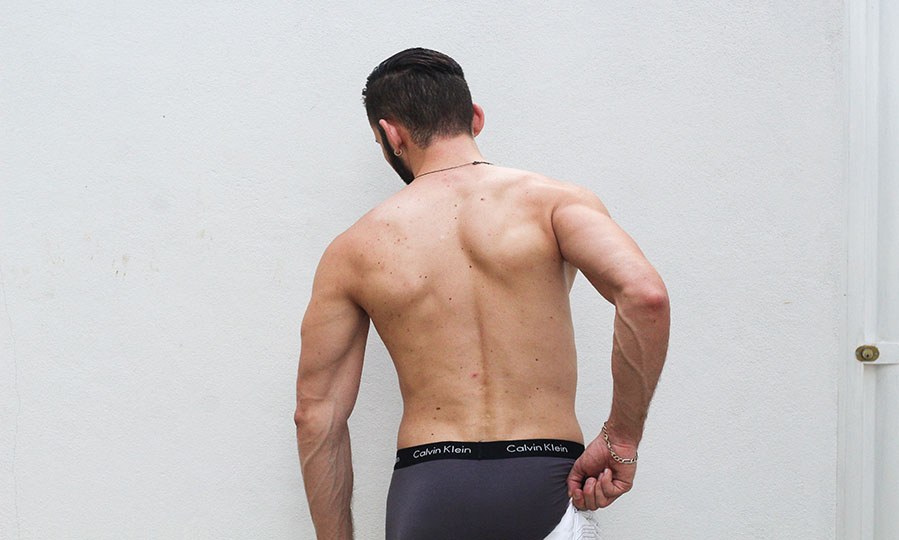 Style Underwear For Men's Right