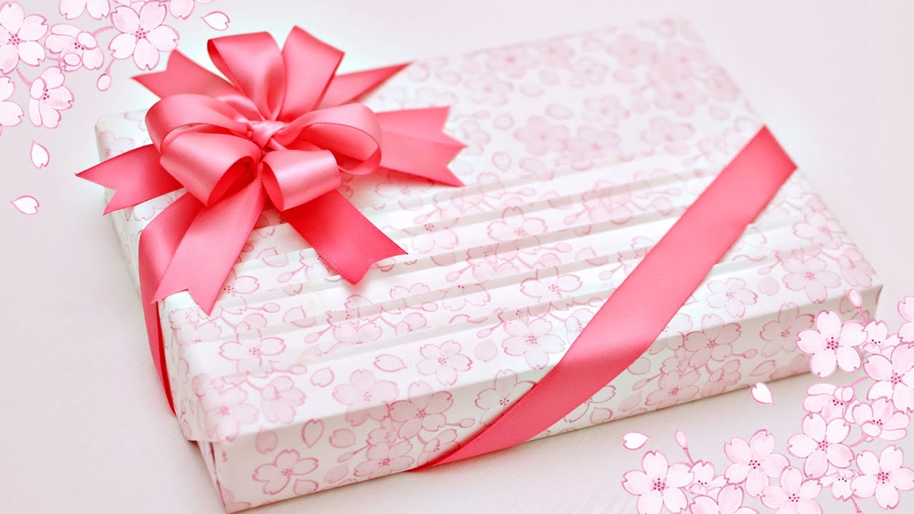 Wrap Your Gifts in Perfect Harmony With Cherry Ribbon