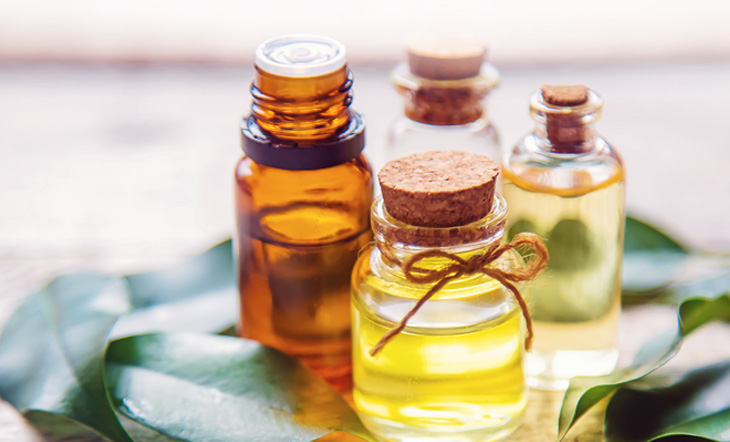 Facial Toners And Essential Oils