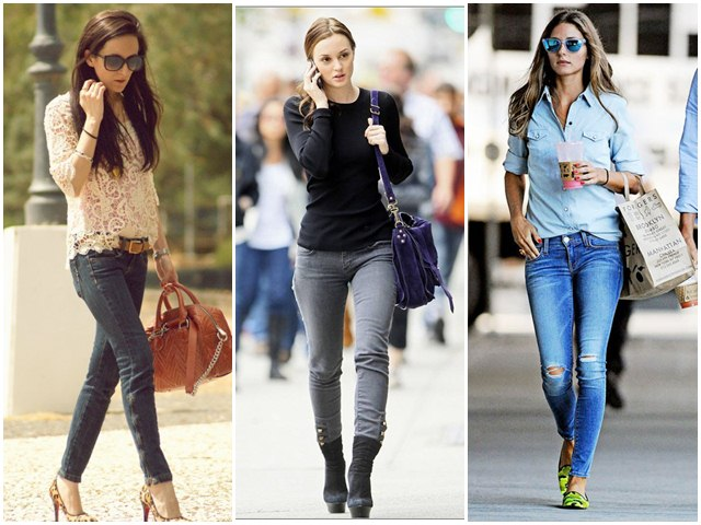 Looking Stylish By Wearing Designer Jeans for Women