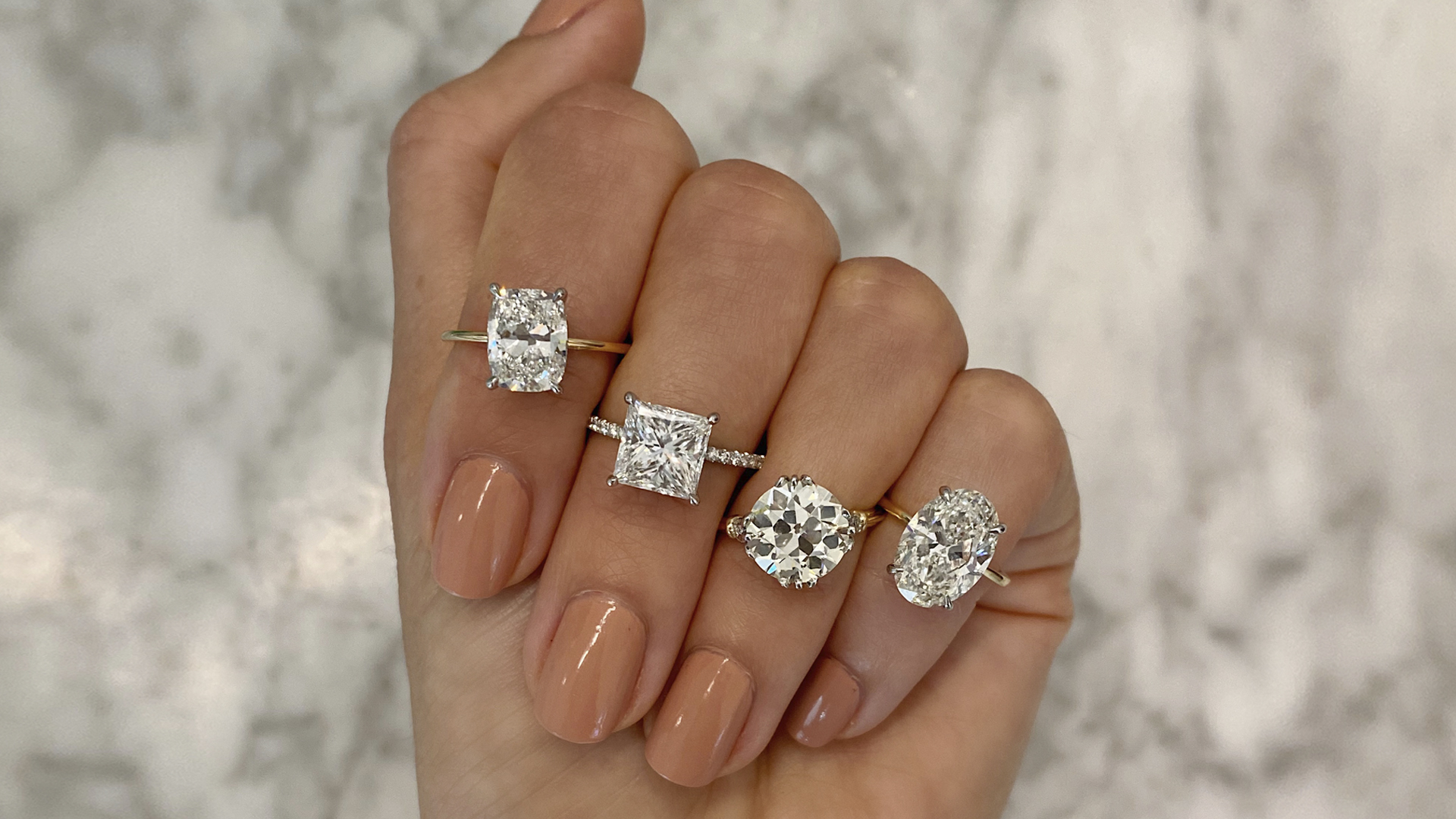 Get the best collection of stones for your ring