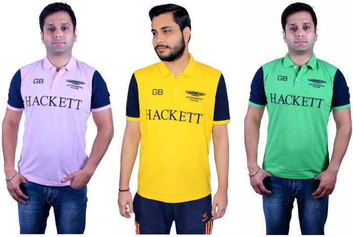 Best Ways for You to Build Your Wardrobe with Colorful Hackett Polos